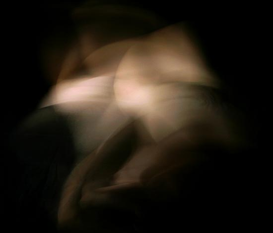 Nude, digital photo 2003 by Ty Bowman